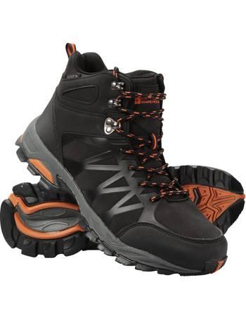 Mountain Warehouse Ramble Womens Softshell Waterproof Hiking Boots