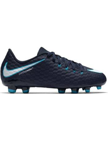 timeless design cfe5a 69e69 Hypervenom Phelon FG Junior Football Boots