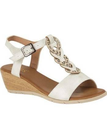 Lotus Saltaran Womens Sandal Comfort Sandal in Pewter