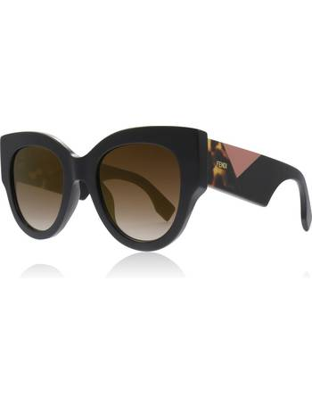 295b4e00a193 FF0264 S Sunglasses Black 807 51mm from Sunglasses Shop