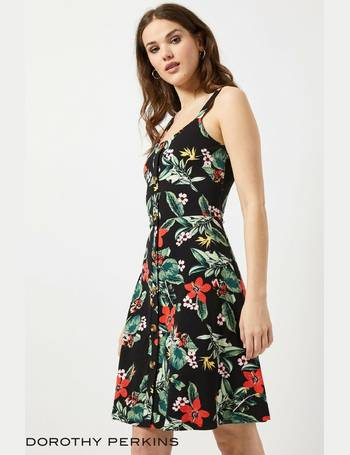 88bcd07bb53f4 Shop Women's Dorothy Perkins Cami Dresses up to 80% Off | DealDoodle