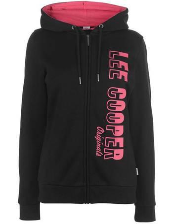 092c56c3 Shop Women's Sports Direct Zip Up Hoodies up to 90% Off   DealDoodle