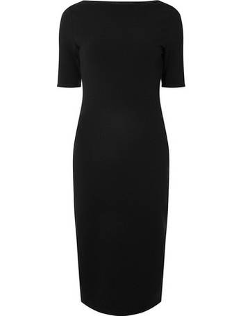 26ff094ac9 Womens Tall Black Bodycon Dress- Black from Dorothy Perkins