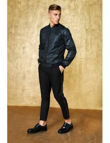 5f0796d6d5ee8 Shop BoohooMan Mens Jackets up to 80% Off | DealDoodle