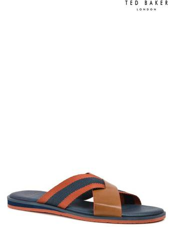 3b897211d Shop Men s Ted Baker Sandals up to 50% Off