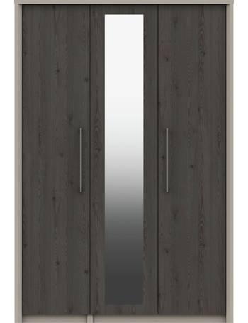 Argos Mirrored Wardrobes Up To 30, Argos One Door Mirrored Wardrobe