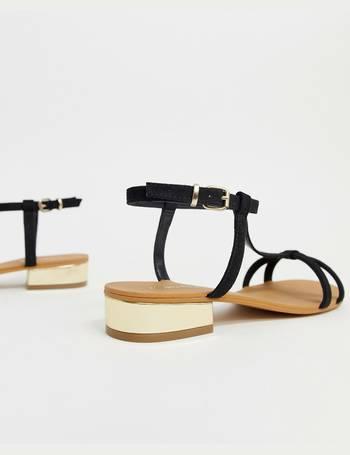 6169cf08f4 Shop Women's Carvela Flat Sandals up to 70% Off | DealDoodle