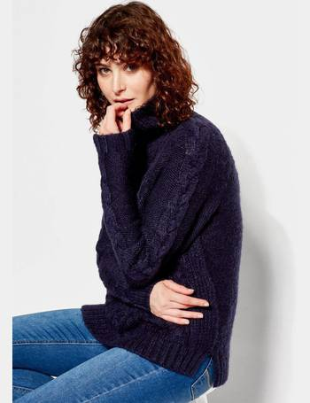 54d0b0144bf Jessie Cable Knit Jumper