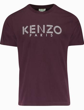 8342d6bc Shop Men's Kenzo Print T-shirts up to 45% Off | DealDoodle
