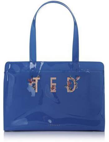 19f8ffd60e4320 Ted Baker. Fizz harmony flip flops and bowcon tote bag