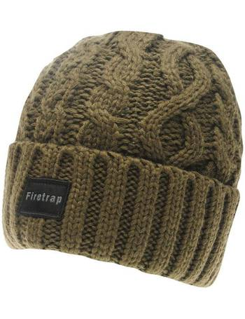 f9684db04 Cable Beanie Mens
