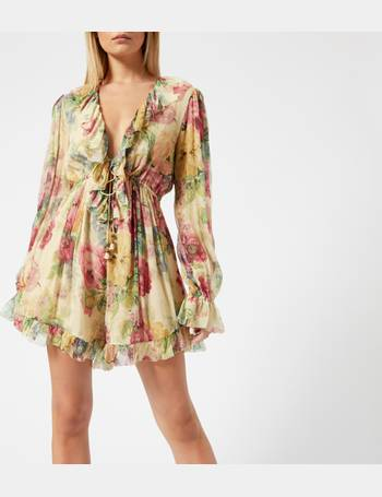 8c4ccd4866 Shop ZIMMERMANN Women s Playsuits up to 70% Off