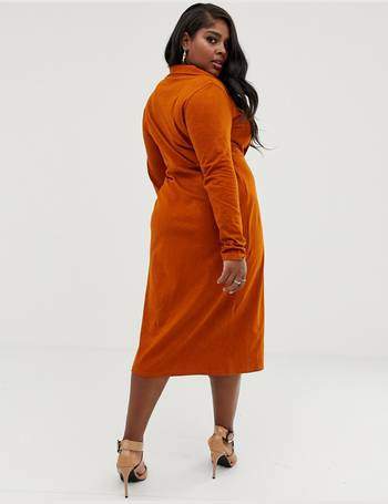 Shop Women\'s Plus Size Dresses from ASOS up to 80% Off | DealDoodle