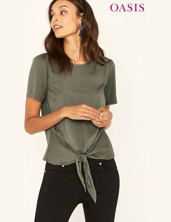 4f40cb69b800 Shop Women's Oasis T-shirts up to 65% Off   DealDoodle