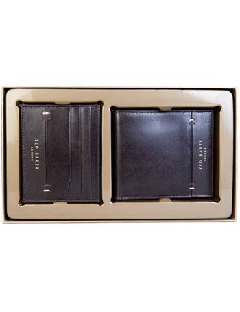 b44b2851a86f0b Ted Baker. Wallet Bifold and Cardholder Giftset ...