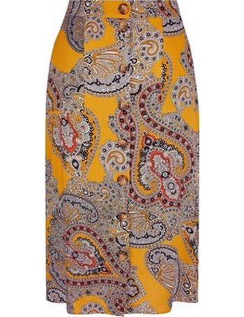 6bdb4378f9 Shop Women's Dorothy Perkins Printed Skirts up to 80% Off | DealDoodle