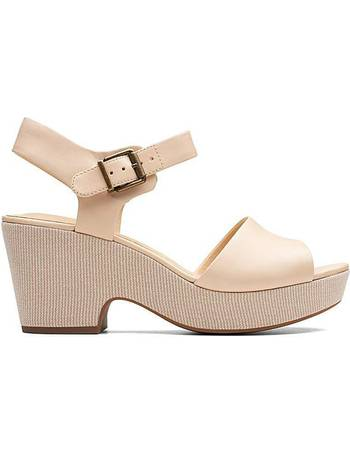 342534059ef90 Clarks. Maritsa Janna D Fitting. 3 Stores. £59.00. Sandals Wide Fit from Simply  Be