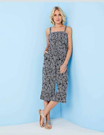 441260dc72cf Jersey Jumpsuit WIth Detachable Straps from House Of Bath