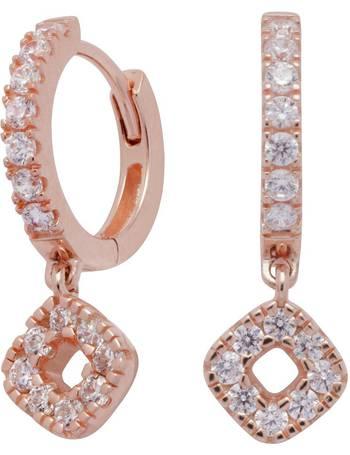 Shop Women S Argos Rose Gold Earrings Up To 70 Off Dealdoodle