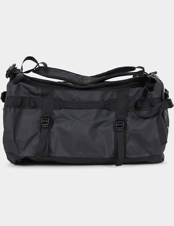 968fb46edb6f Base Camp Small Duffel Bag Black from The Idle Man