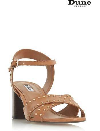 915df7bda47 Shop Women s Dune Block Sandals up to 80% Off
