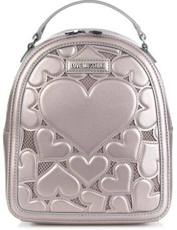 a7c11518973dc Shop Love Moschino Women s Backpacks up to 55% Off