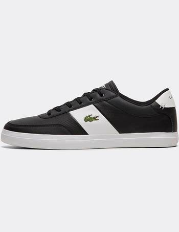 c20530759 Shop Men s Lacoste Court Trainers up to 55% Off