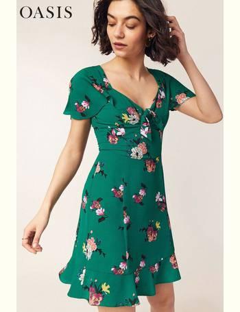 3501effb43eb Shop Women's Oasis Skater Dresses up to 80% Off   DealDoodle