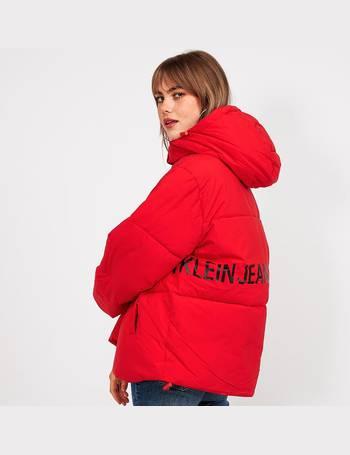 Womens Rochester Tape Puffer Jacket