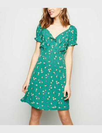 f8308201ff81c Shop New Look Womens Floral Dresses up to 85% Off | DealDoodle