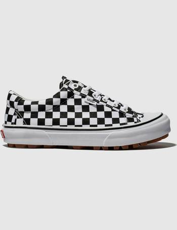 e17ac44badf63d Vans. Black   White Style 29 Trainers. from Schuh
