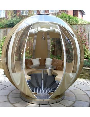 b86847534d2a Farmer's Cottage. Rotating Seated Garden Pod
