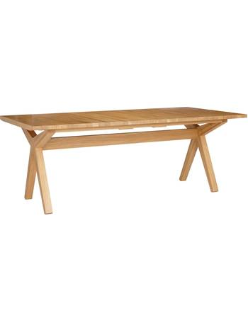 bd55323151d Bethan Gray for John Lewis   Partners Newman 8-10 Seater Extending Dining  Table from