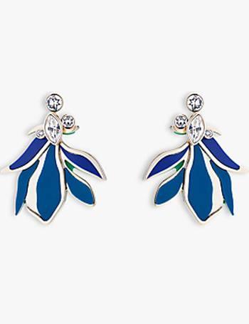 75167032 Shop Women's Ted Baker Drop Earrings up to 50% Off   DealDoodle
