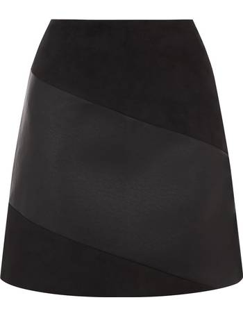 d963e1ab3b4b Shop Women's Oasis Leather Skirts up to 70% Off | DealDoodle