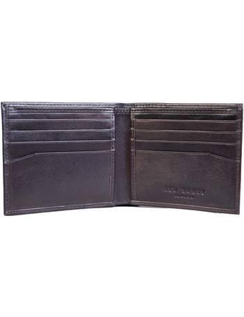 af4ddb6e4ac675 Ted Baker. Wallet and Card Holder Gift Set DA7M ...