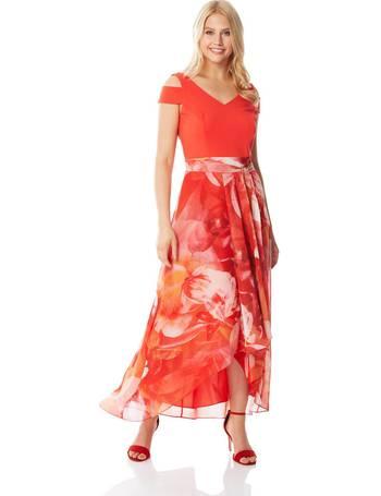 5ad4fe2b59 Shop Women's Roman originals Maxi Dresses up to 80% Off   DealDoodle