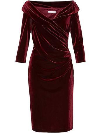Shop Women s Gina Bacconi Velvet Dresses up to 50% Off  57de35a4e
