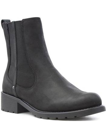 90243063e7c1 Orinoco Club Womens Black Chelsea Boot from Shoe Zone