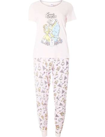 ac3018902ff1 Womens Multi Coloured Beauty and the Beast Pyjama Set- Multi Colour from Dorothy  Perkins