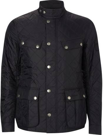 f6cee4de87e Men s Barbour Ariel quilted jacket from House Of Fraser