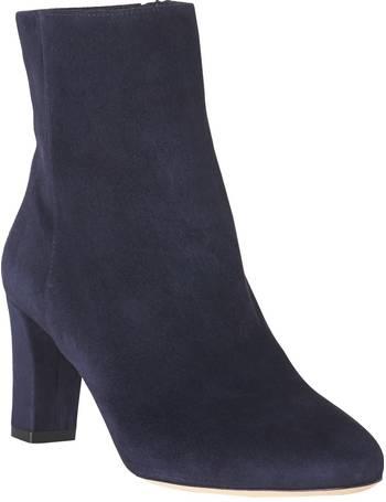 8245f78a6e4 L.K. Bennett Leelah Block Heeled Ankle Boots from John Lewis