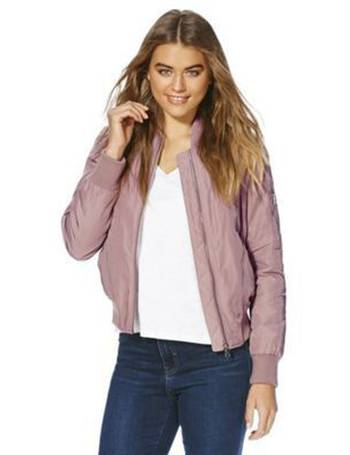 db8d78b308bb6 Women's Tesco F&F Clothing Bomber Jackets | DealDoodle