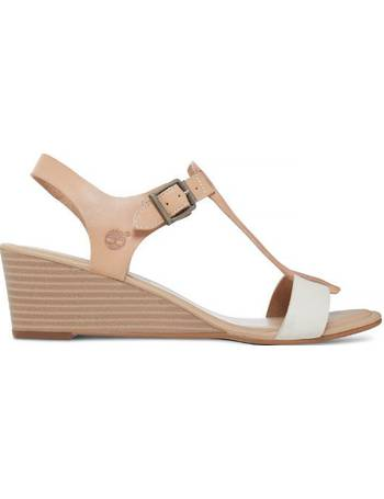 57e0a197d84 Shop Women s Timberland Wedge Sandals up to 40% Off