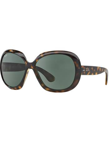 072957ccd240 Rb4098 60 Jackie Ohh Ii Brown Butterfly Sunglasses from Sunglass Hut Uk
