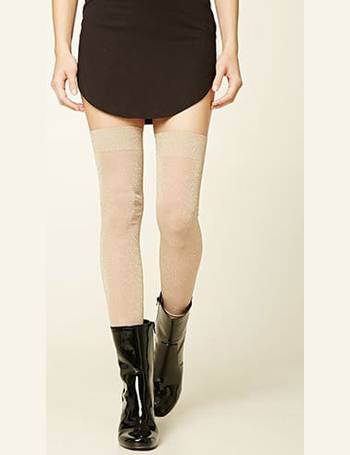 b12563fac45 Shop Forever 21 Women s Over The Knee Socks up to 50% Off