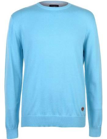 23a6ceb83e6468 Shop Pierre Cardin Men's Knit Jumpers up to 85% Off   DealDoodle