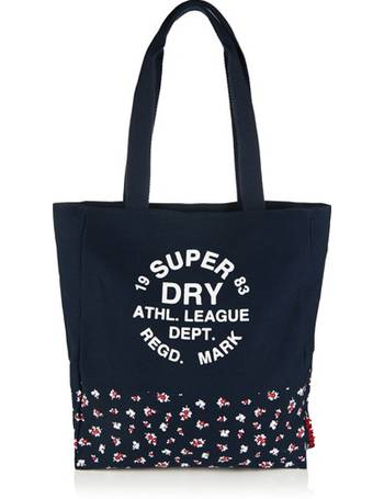 6d2787326142 Shop Women s Tote Bags From Superdry up to 45% Off