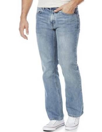 6f606ec0afe Men's Tesco F&F Clothing Bootcut Jeans | DealDoodle