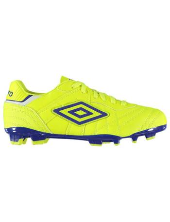 Shop Umbro Men s Firm Ground Football Boots up to 70% Off  6d5f21c8fc